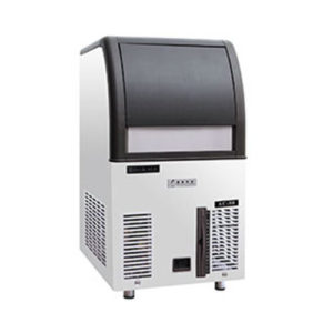 125kg/24h Snack Shop Cube Ice Machine