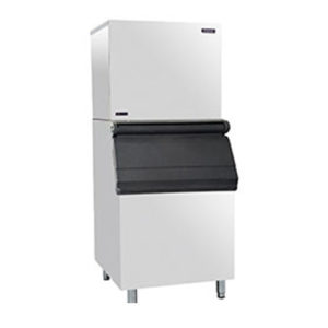 320kg/24h Restaurant Cube Ice Making Machine