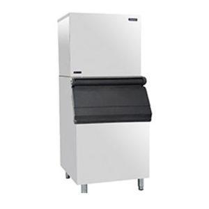 385kg/24h Hotel Cube Ice Maker Machine