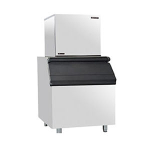 850kg/24h Big Capacity Nugget Ice Maker
