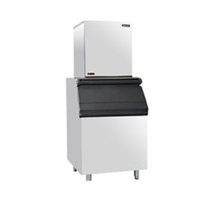 160kg/24h Commercial Flake Ice Maker