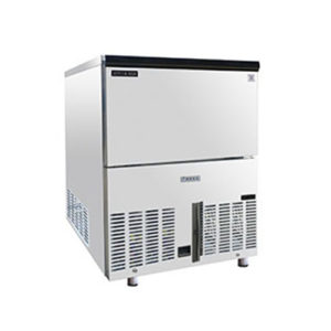 90kg/24h Coffee Shop Square Ice Maker For Sale