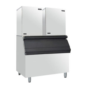 540kg/24h Industrial Crescent Ice Maker For Sale