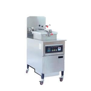 Commercial Electric Chicken Pressure Fryer