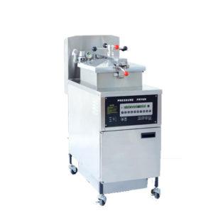Commercial Gas Pressure Fryer