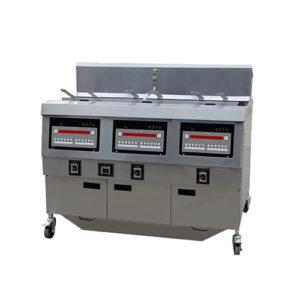 Commercial 3 Tanks Electric Deep Fryer