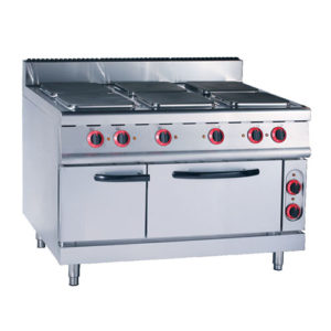 Commercial Electric Hotplate Cooker With Oven(900 Series)