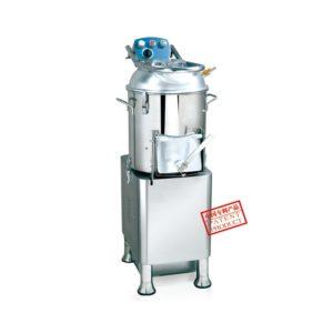 190kg/h Commercial Potato Peeling Machine