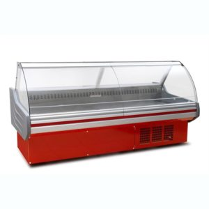 High-refrigerity Cooked Food Display Chiller