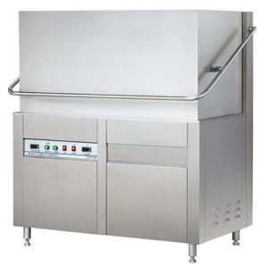 Dual Hood Type Dishwasher