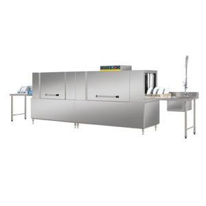 Conveyor Type Dishwasher with Dryer
