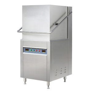 Hood Type Dishwasher Machine