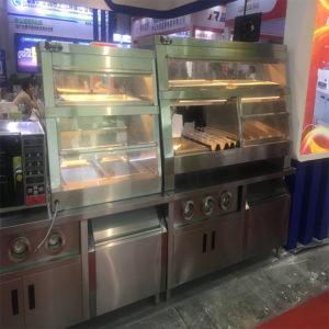 KFC Food Warmer Showcase