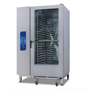Combi oven for hotel