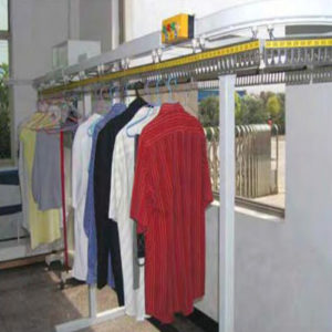 Clothes Conveyer With Stander