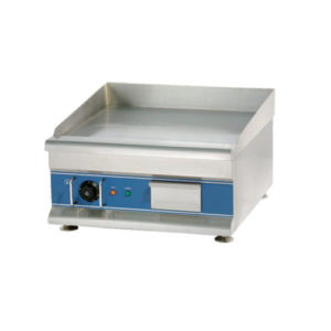 12mm All Flat Electric Griddle Machine