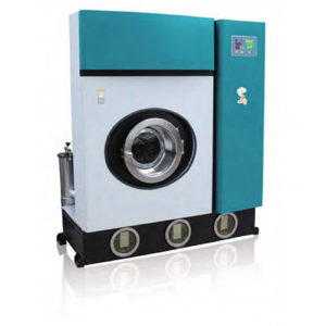 GX Series Full Closed & Full-Automatic Dry Cleaning Machine