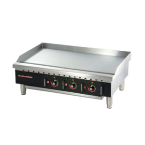 20mm USA Giant-Size Electric Griddle 9kW