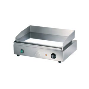 10mm Electric Griddle With Chrome Surface