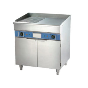 12mm Electric Griddle With Cabinet