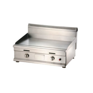 12mm GAS Griddle All Flat