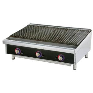 US Gas Lava Rock BBQ Grill