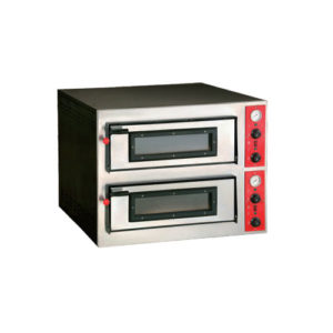 Double Deck Commercial Pizza Oven