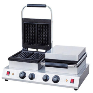 Electric Square Waffle Baker