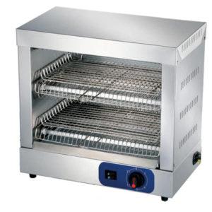 Commercial Quartzose Tube Oven